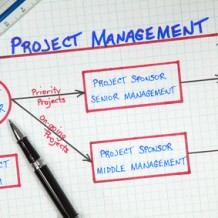 Behind every great project is a project manager!