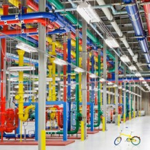 Where the Magic Happens: A Look into Google's Data Centres